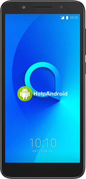 How to root Alcatel 1X