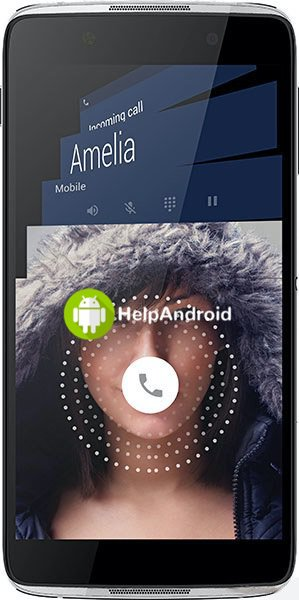How to take screenshot on the Alcatel Idol 4