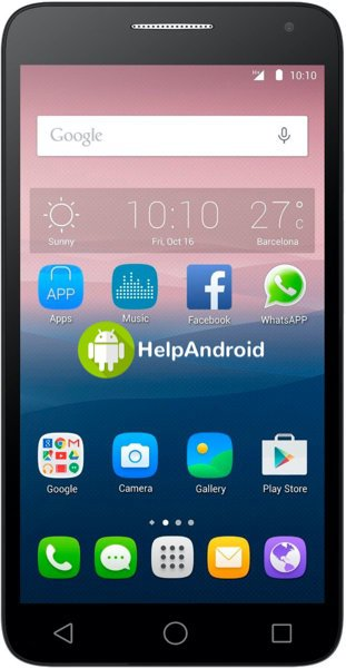 How to root Alcatel OneTouch Pop 3 (5 5)