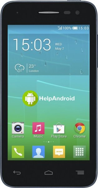 How to Soft & Hard Reset your Alcatel OneTouch Pop S3