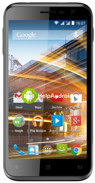 How to block numbers / calls on Archos 50c Neon