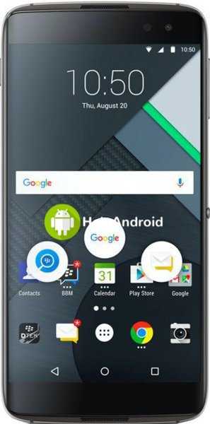 How to Soft & Hard Reset your BlackBerry DTEK60