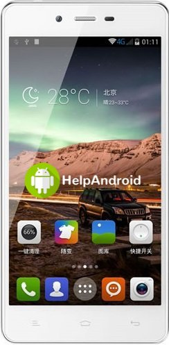 How to Soft & Hard Reset your Gionee V188