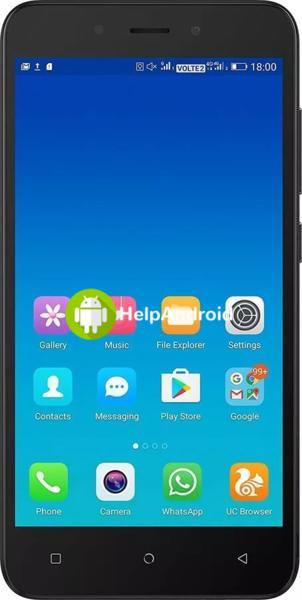 How to Soft & Hard Reset your Gionee X1