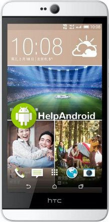 How to Soft & Hard Reset your HTC Desire 826