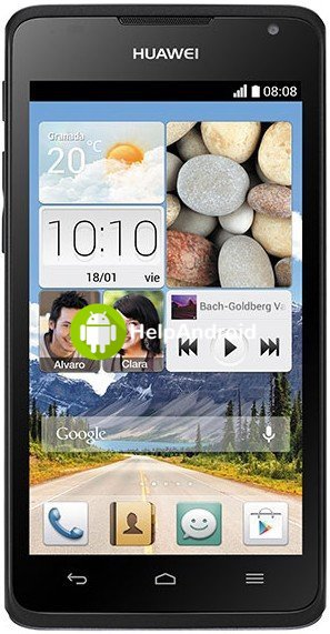 How to take screenshot on the Huawei Ascend Y530