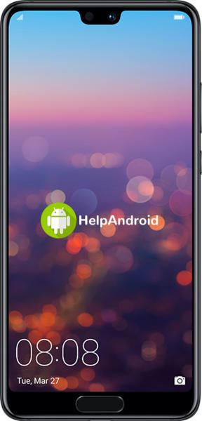 How to root Huawei P20