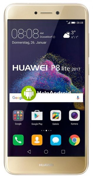 How To Soft Hard Reset Your Huawei P8 Lite 2017