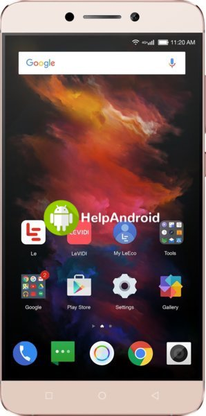 How to root LeEco Le S3 (X626)