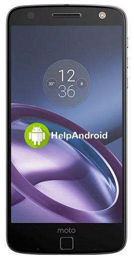 How to root Moto Z Play