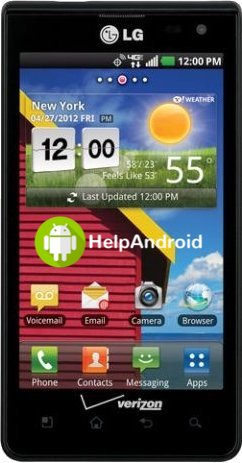 How to Soft & Hard Reset your LG Optimus Zone