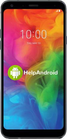 How to root LG Q7+