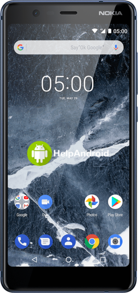 How to root Nokia 5 1