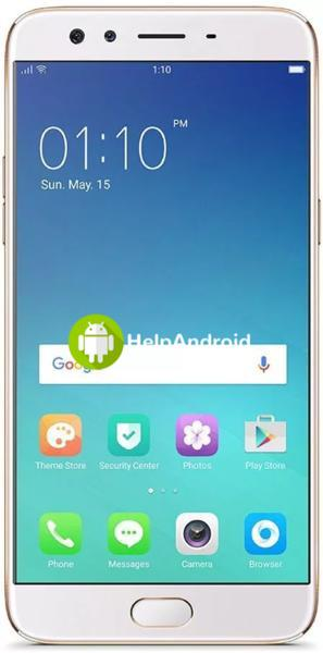 How to root Oppo F3 Plus