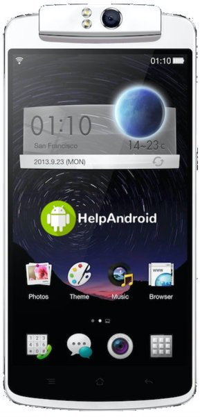 How to Soft & Hard Reset your Oppo N3