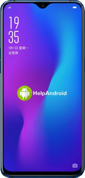 How to root Oppo R17 Pro