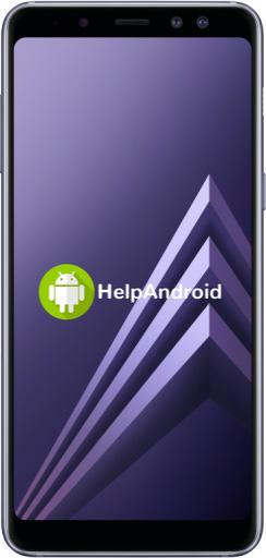 How to root Samsung Galaxy A8 (2018)