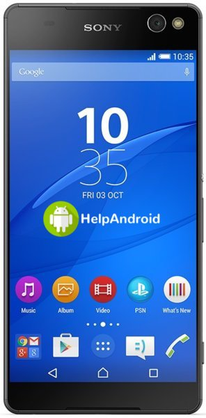 How to block numbers / calls on Sony Xperia C5 Ultra