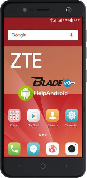 How to block numbers / calls on ZTE Blade V8 Mini