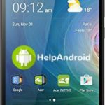 How to take screenshot on the Acer Liquid Jade Z630S