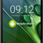How to take screenshot on the Acer Liquid Zest