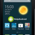 How to block numbers / calls on Alcatel OneTouch Pop 2 (4)