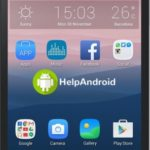 How to take screenshot on the Alcatel OneTouch Pop Star 3G