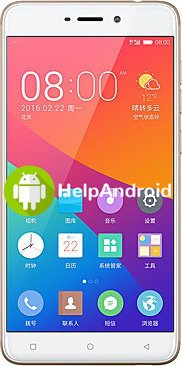 How to Soft & Hard Reset your Gionee S5