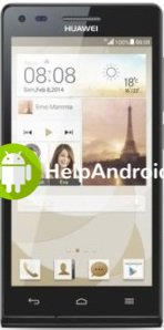 How to block numbers / calls on Huawei Ascend P7 Mini