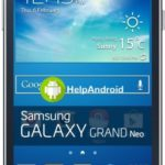 How to block numbers / calls on Samsung Galaxy Grand Neo (dual sim)