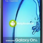 How to root Samsung Galaxy On5 2016