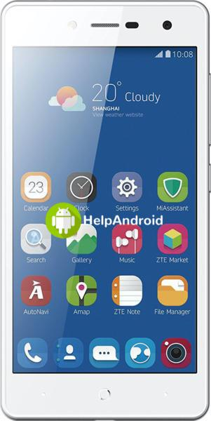How to root ZTE Blade L7